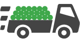 Truck Icon Wagner Sod Company - Landscaping & Irrigation Inc.- Twin Cities